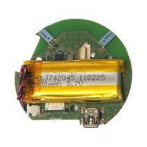 Printplaat voor WS4 + Batterij en Lcd