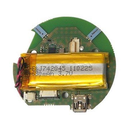 XP Printplaat voor WS4 + Batterij en Lcd