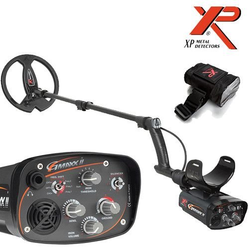 XP XP G-Maxx  with 22cm Search Coil