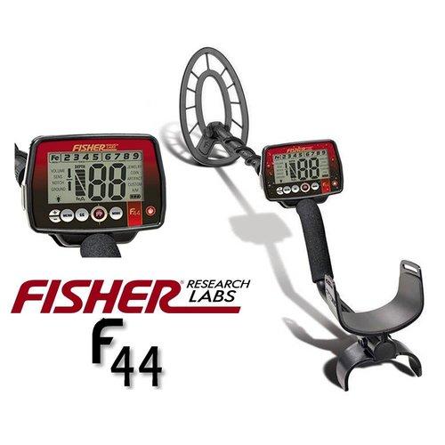 Fisher Fisher F44 Metaaldetector
