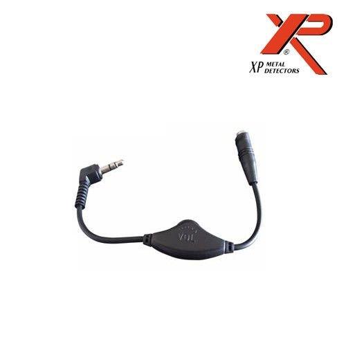 XP D-sound 3,mm volume control  Deus