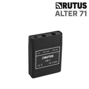 Rutus Receiver OS-1 t.b.v Rutus Alter 71