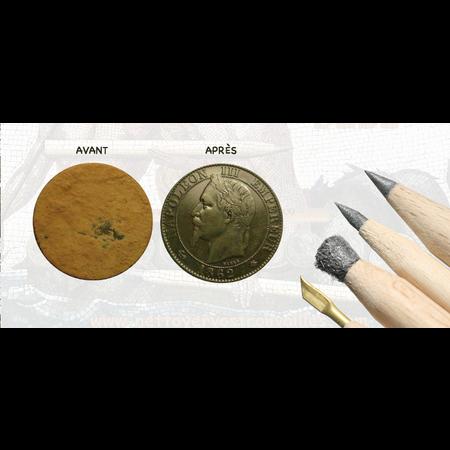 Schoonmaak potloden