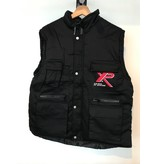 XP Bodywarmer Zwart XP Metaaldetectors