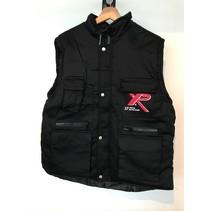 Bodywarmer Zwart XP Metaaldetectors