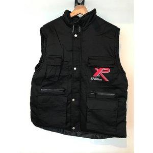 XP Bodywarmer Zwart XP Metaaldetectors