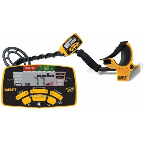 Garrett Garrett  Ace 300i detector + Pro-Pointer AT