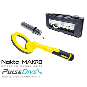 Nokta Makro PulsDive Yellow