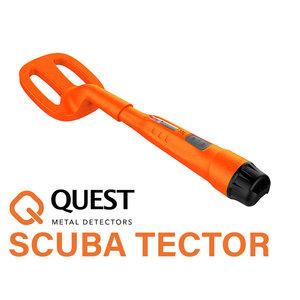Quest Scuba Tector Oranje