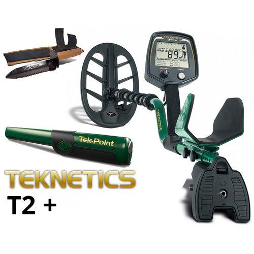Teknetics Teknetics T2+ Metaaldetector