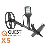 Quest X5 Metaaldetector