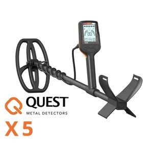Quest Quest X5 Metalldetektor