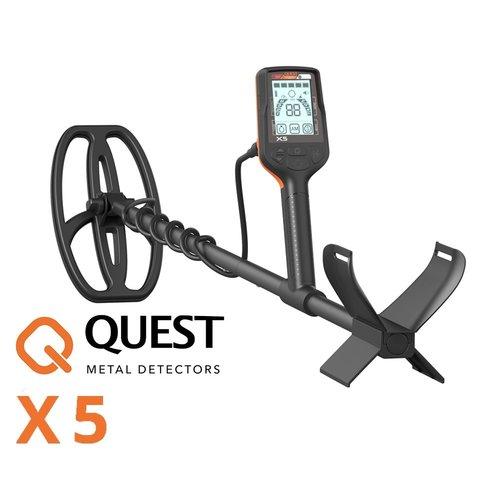 Quest Quest X5 Metaaldetector