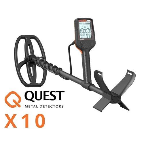 Quest Quest X10 Metal Detector