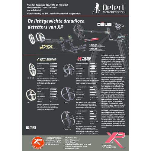 XP XP Deus V5 NL 28X35-RC-WS4