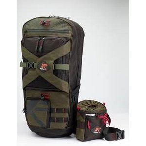 XP Backpack 280 + XP Vondsten Tas