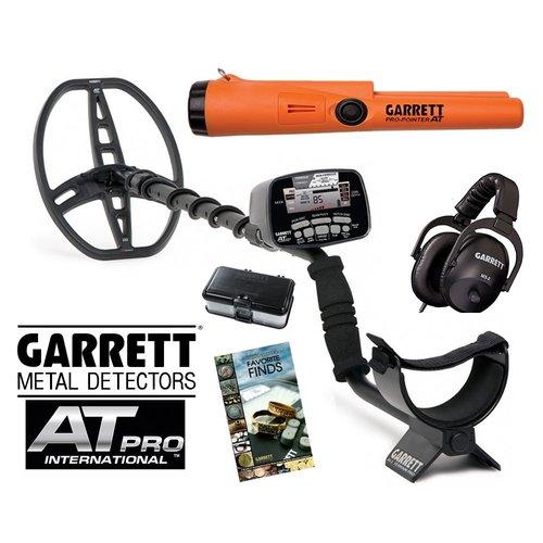 Garrett Garret AT PRO + Pro-Pointer AT pinpointer