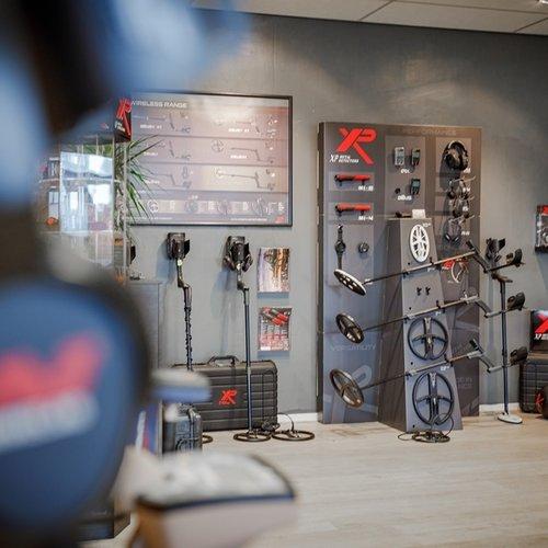 XP Metaldetectors high-performance metal detectors