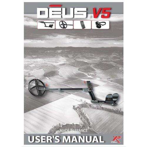 XP Handleiding Deus V5 Nederlands