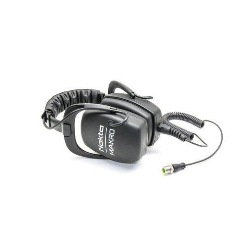 Nokta Makro Nokta/Makro Waterproof Headphones for Simplex+/Kruzer/Anfibio