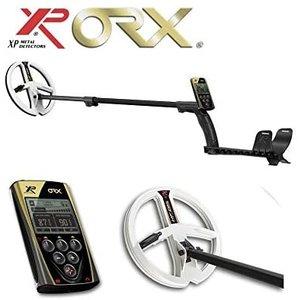 XP  XP ORX mit 22,5cm Doppel-D Hochfrequenz-Suchspule