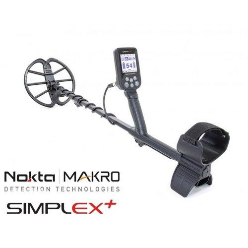 Nokta Makro Nokta Makro Simplex +  metalldetektor