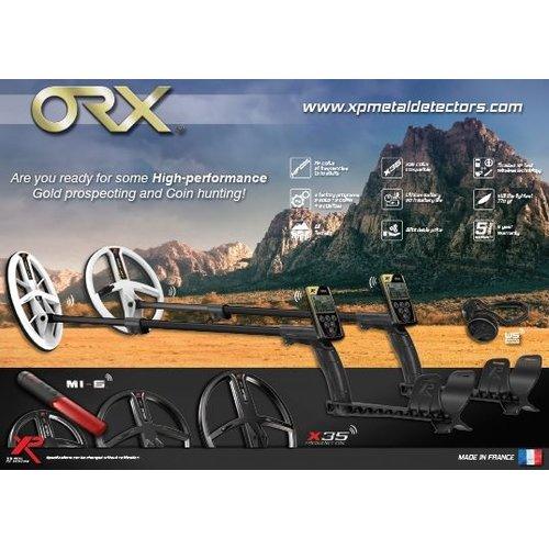 XP ORX met Elliptische zoekschijf