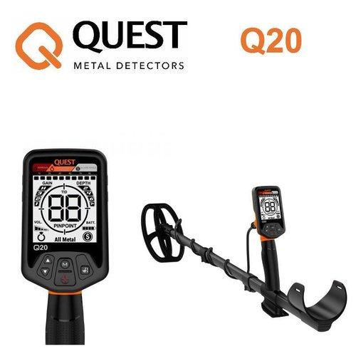Quest Quest Q20 metalldetektor