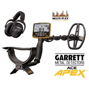 Garrett Ace Apex + WHP Z-LINK