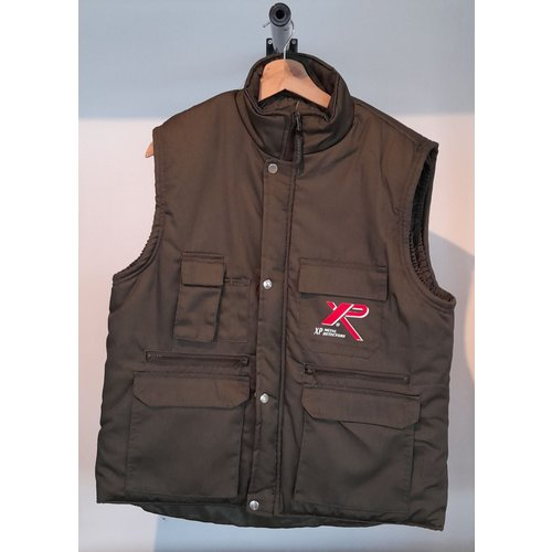 XP Bodywarmers met XP logo!