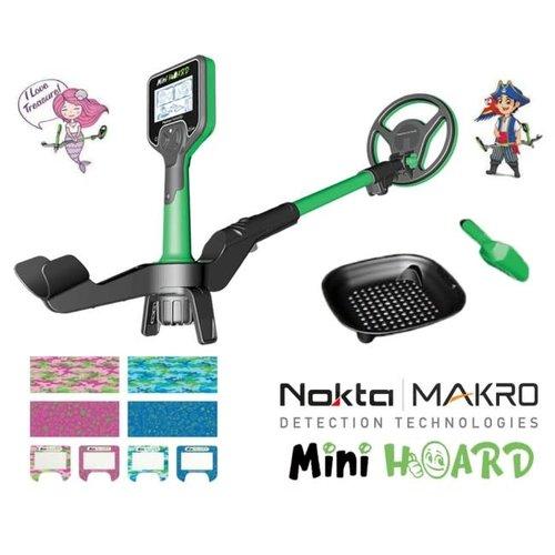 Nokta Makro Nokta Makro Mini Hoard 4 t/8 jaar pakket.
