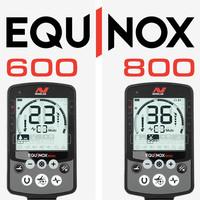 Minelab Equinox 800 VS Equinox 600, Wat is het verschil?