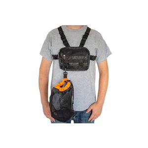 Kapaan Land and underwater find bag / harness