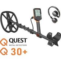 Quest Q30 + WHP Metaaldetector