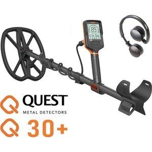 Quest Quest Q30 + WHP Metaldetector