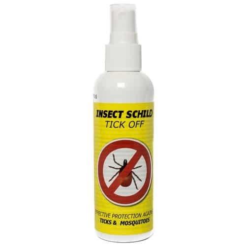 Sentz Insect schild Tick Off