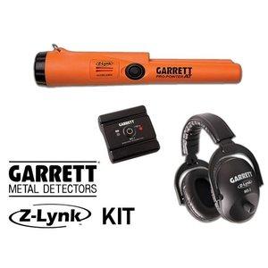 Garrett Z-Lynk Kit ( MS-3 hoofdtelefoon + Pro-Pointer AT Z-Lynk )