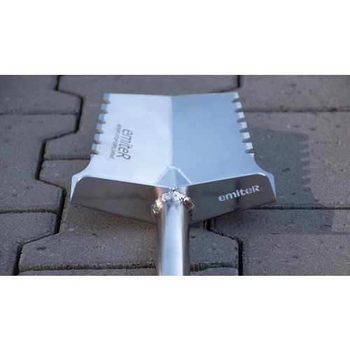 EmiteR EmiteR RVS Spade D160 for Metal Detecting