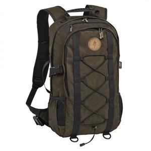 Pinewood Backpack Suede Brown