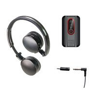 Wireless headphones Lite with W3 and W6