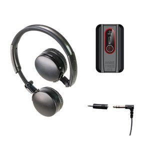 Quest Wireless headphones Lite with W3 and W6