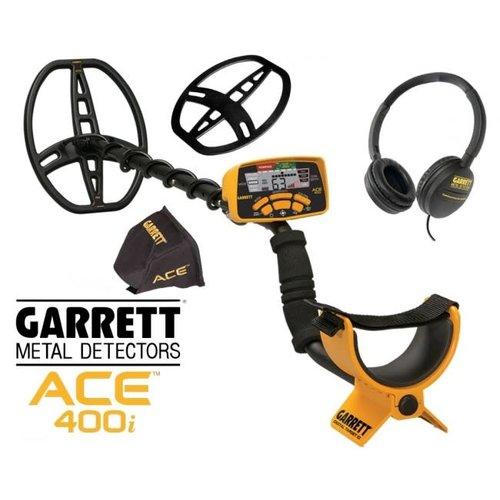 Garrett Garrett Ace 400i metaaldetector