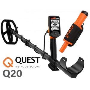 Quest Quest Q20 Metaaldetector