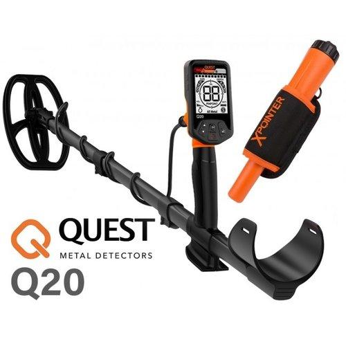 Quest Quest Q20 Metaldetector
