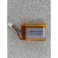 Lithium Batterij / WS Audio