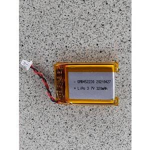 XP Lithium Batterij / WS Audio