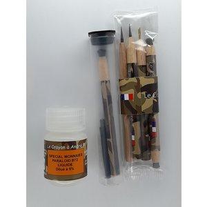 Le Crayon à André Cleaning Pencil pakkage