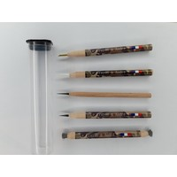 Cleaning Pencils + Fiberglass Pencil