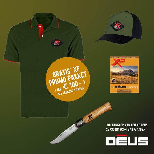 XP XP Deus 28x35 RC WS-4 Promo package