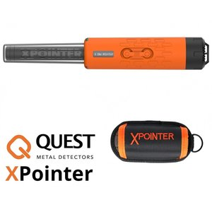 Quest XPointer Max pinpointer